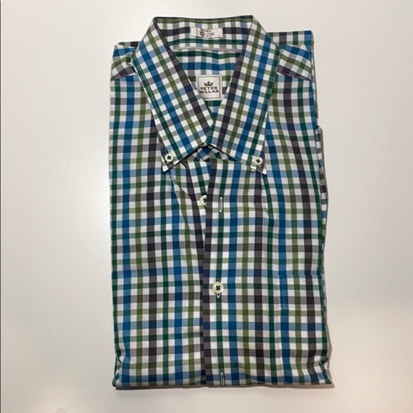 Peter Millar Other - Peter Millar long sleeve shirt